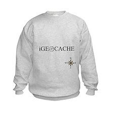 iGEOCACHE Sweatshirt