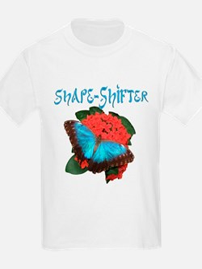 Shape-Shifter Kids T-Shirt