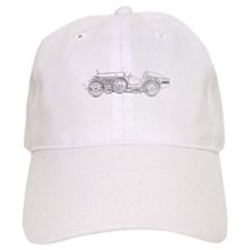Amilcar 1921 French Automobile Baseball Cap
