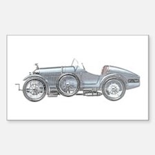 Amilcar 1921 French Automobile Decal