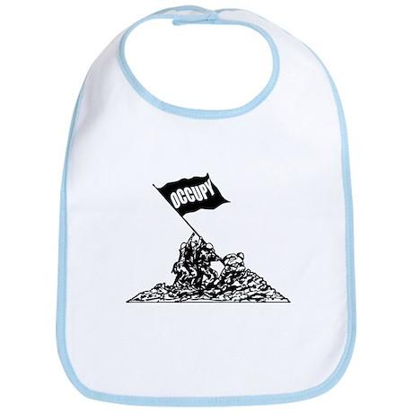 Iwo Jima Occupy Bib