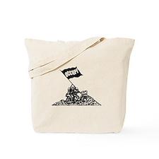 Iwo Jima Occupy Tote Bag