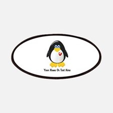 Customizable Penguin Patches