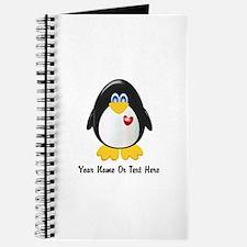 Customizable Penguin Journal
