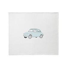Plymouth Fury 1965 Throw Blanket
