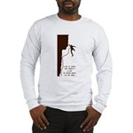 Lot to Think About Long Sleeve T-Shirt