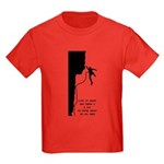 Lot to Think About Kids Dark T-Shirt