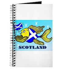 Scotland Fish Journal