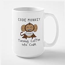 Code Monkey Coffee Mug