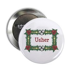 Usher Tropical Button