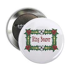 Ring Bearer Tropical Button