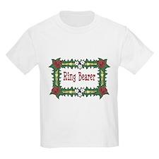 Ring Bearer Tropical Kids T-Shirt