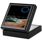 Eclipsed Beach Collection Keepsake Box