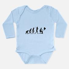 Evolved - Gamer Long Sleeve Infant Bodysuit