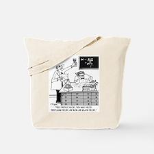 Gelatin Theory Tote Bag