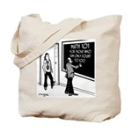 Math 101 Tote Bag