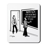 Math 101 Mousepad