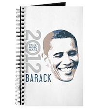 2012 Barack Face Journal