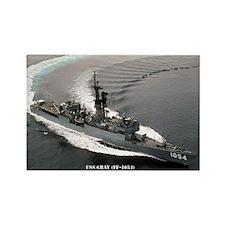 USS GRAY Rectangle Magnet