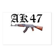 AK-47 Postcards (Package of 8)