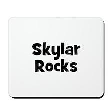 Skylar Rocks Mousepad