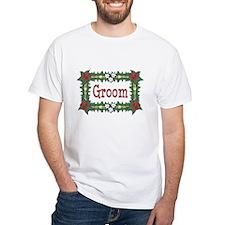 Groom Tropical Shirt (to 4X)