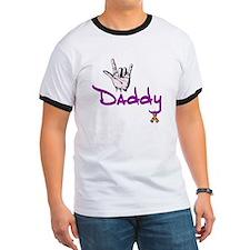 I love U Daddy - Autism T