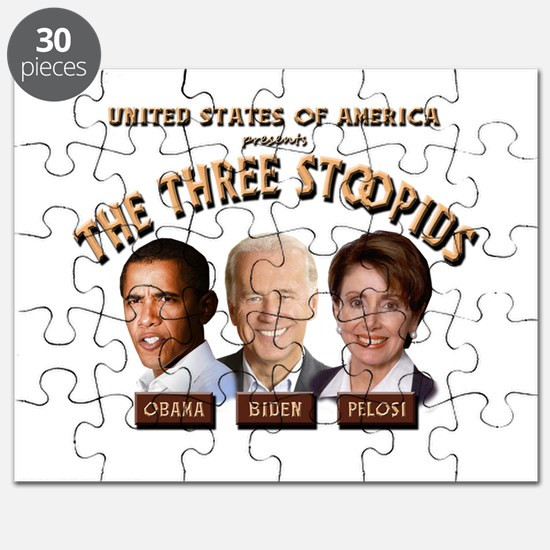 The Three Stoopids Puzzle