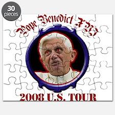 Pope Benedict XVI 2008 US Tou Puzzle