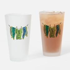 Liquid Watches Dali Drinking Glass