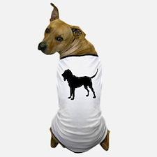 Bloodhound Silhouette Dog T-Shirt
