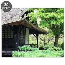 Japanese Tea House Puzzle