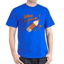 Who Loves Orange Soda T-Shirt