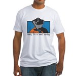Real Cowboy Fitted T-Shirt