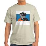 Real Cowboy Ash Grey T-Shirt