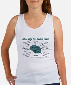 Atlas Of... Women's Tank Top