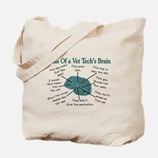 Atlas Of... Tote Bag