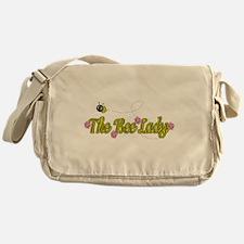 The Bee Lady Messenger Bag