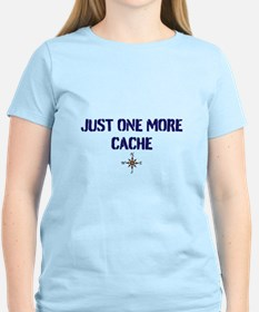 Just One More Cache T-Shirt