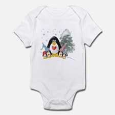 Winter Penguins Infant Bodysuit