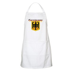 Germany / German Crest BBQ Apron