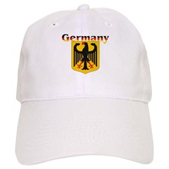Germany / German Crest Baseball Cap