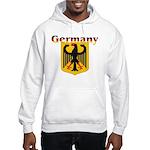 Germany / German Crest Hooded Sweatshirt