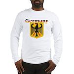Germany / German Crest Long Sleeve T-Shirt