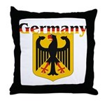 Germany / German Crest Throw Pillow
