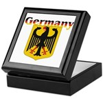 Germany / German Crest Keepsake Box