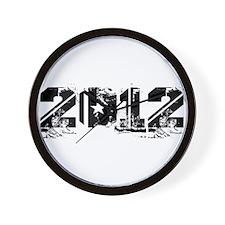 2012 Ascend Wall Clock