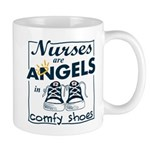 Nurses Are Angels Mug