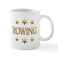 Rowing Stars Small Mug