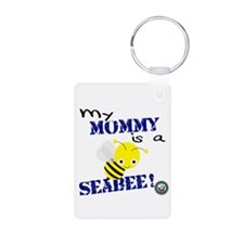Mommy is a SeaBee Keychains